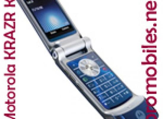 Motorola KRAZR K1