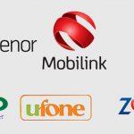Mobile Operators Logos