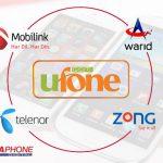 Mobile Operators in Pakistan