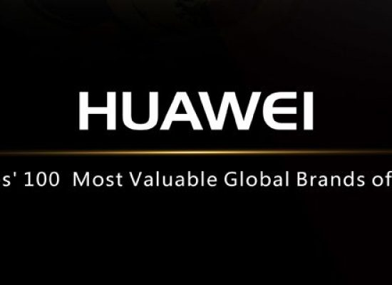 HUAWEI Listed on Forbes' Most Valuable Brands of 2017