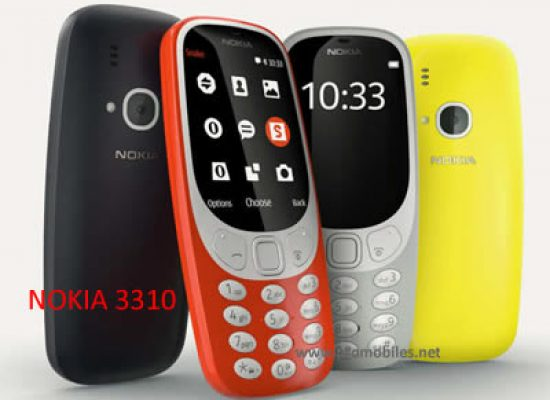 In Review: Nokia 3310
