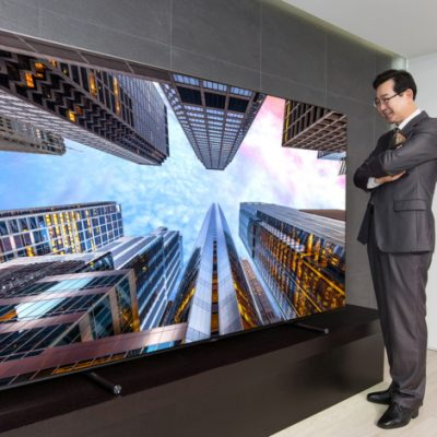 In Review: Samsung QLED, the future of LED and TV