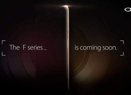 OPPO Announces New Mid-range, Photo-focused F Series