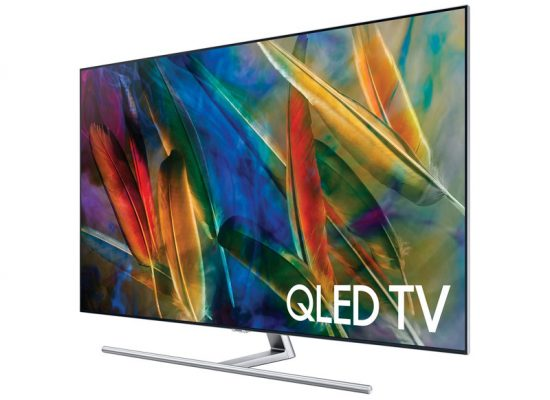 Samsung launches the new QLED TV series in Pakistan