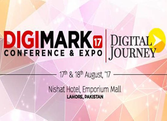 DIGIMARK 2017 -all set for Lahore on August 17
