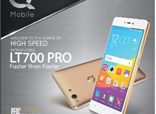 QMobile LT700 Pro: Faster than faster