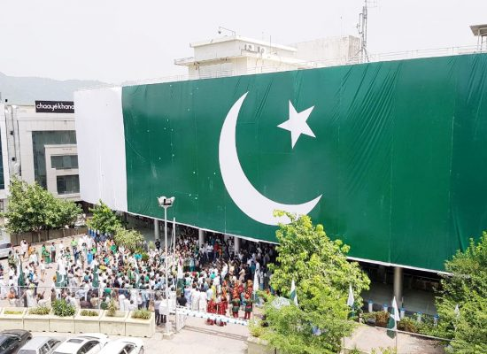Telenor Pakistan: Independence Day celebrations