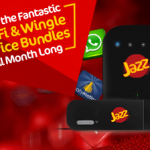Jaz WI-FI & Wingle Device Bundles