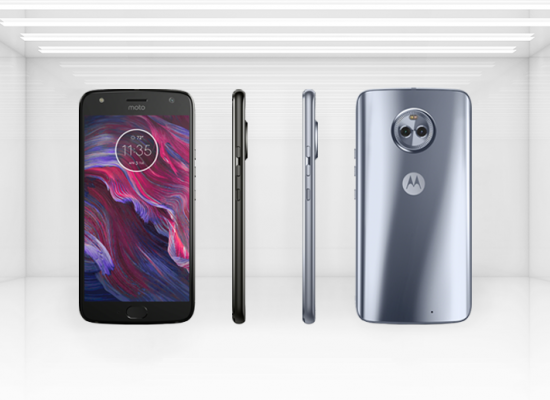 Style In Sharp Focus With the New moto x4