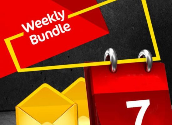 Jazz Weekly Bundle
