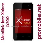 Mobilink Jazz Xplore JS300 - The 3G at your budget!