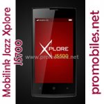 Mobilink Jazz Xplore JS500 - Affordable 3G in your pocket!