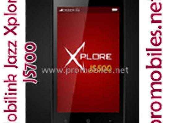 Mobilink Jazz Xplore JS500