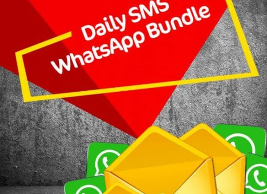 Jazz Daily SMS + WhatsApp Bundle