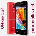 OPhone Oze4 3G - Smart and Elegant your doorway to Fun.