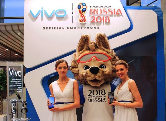 2018 FIFA World Cup Special Edition Smartphone unveiled by Vivo