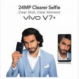 Ranveer Singh launches Vivo V7