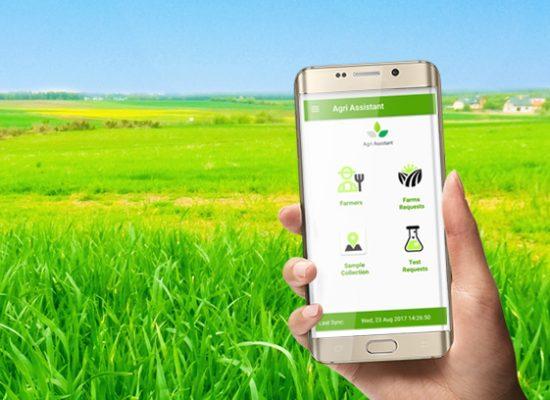 Smart phone apps revolutionizing Myanmar farmers