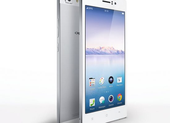 A Chinese Startup Just Made The Thinnest Smartphone In The World, And It Looks Gorgeous