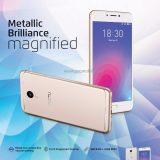 Meizu M6 -metallic brilliance magnified