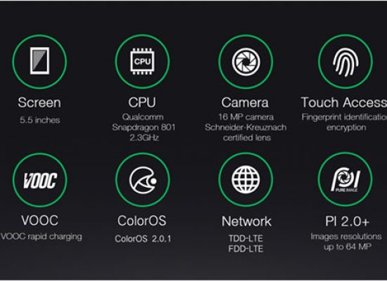Product Release: It's Your Turn, the OPPO N3 Motorized Rotating Camera Takes Photo Shooting to a New Level