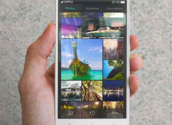 Oppo sees potential for high-end phones in emerging markets