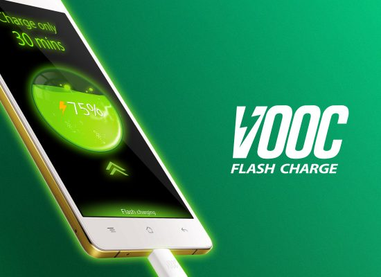 What is VOOC Flash Charge