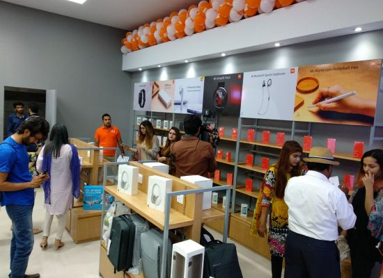 MI promotions at the Packages Mall