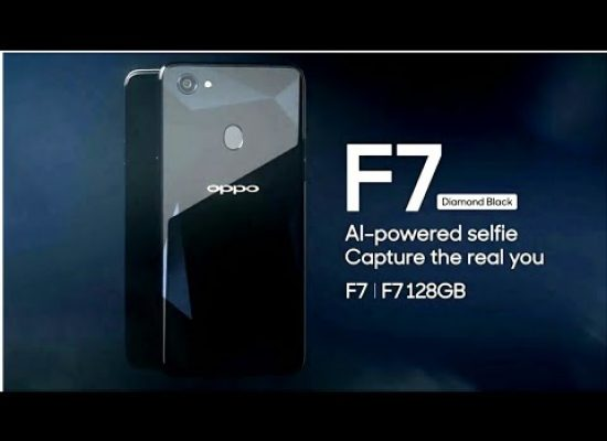 Top 5 incredible features of the OPPO F7 Diamond Black Edition