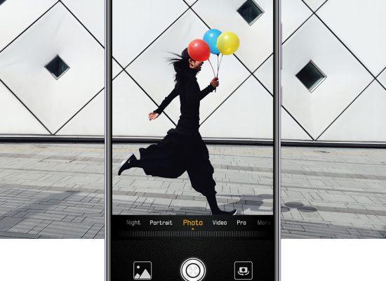 In Review: Huawei P20