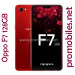 OPPO F7 128GB - Click Pictures With Sensible Camera!