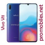 Vivo V11 - Smaller Notch With Under Display Fingerprint!