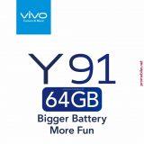 Compare the outclass Vivo Y91