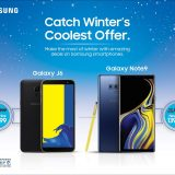 Catch Winter's Coolest offer by Samsung in Pakistan