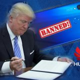 Huawei banned From Using Android Support , A security risk ?
