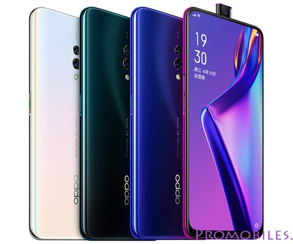 OPPO K3 Launched With Popup Camera and SnapDragon 720