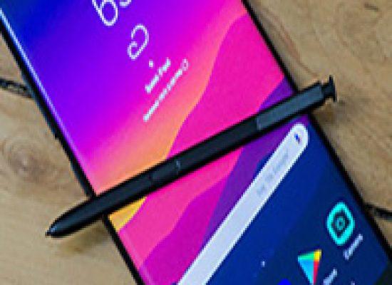 Samsung Galaxy Note 10 Pro has a Bigger 4500mAh battery