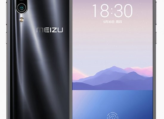 Meizu 16Xs with triple camera,fingerprint sensor and Snapdragon 675 Launched