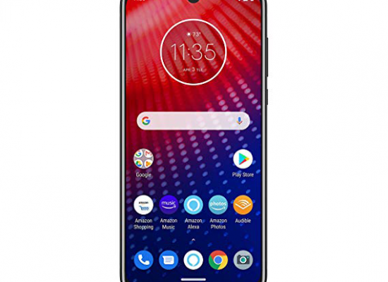 Motorola Moto Z4 with 48MP camera And Snapdragon 675