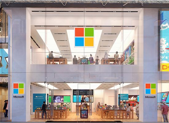 Microsoft on July 11th in London to open Their flagship store