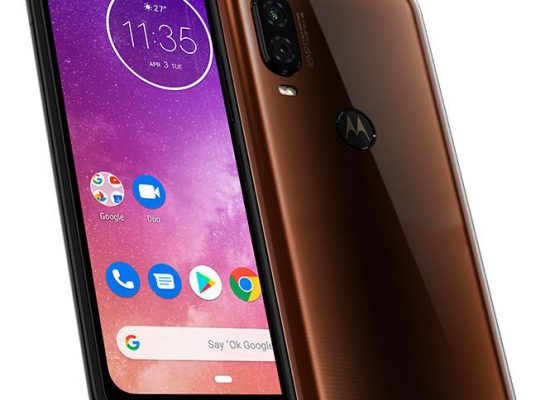 All new Motorola The One Vision