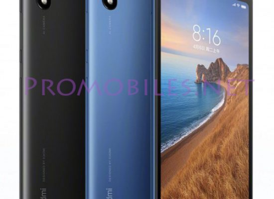 Redmi 7A announced with 4,000 mAh battery and Snapdragon 439