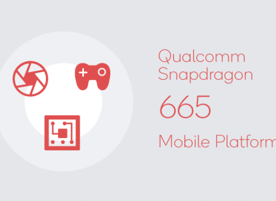 A smartphone with the brand new Qualcomm Snapdragon 665 will be launched on May 30