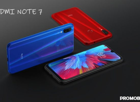 Redmi Note 7S with 48MP camera, Snapdragon 660, 6.3-Inch Display Launched