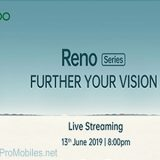 OPPO Reno Series launch event