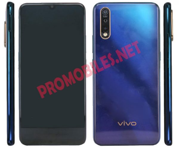 Vivo V1913A / T appears on TENAA with triple cameras