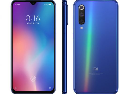 Xiaomi has updated some of the Mi 9 SE systems in an OTA update