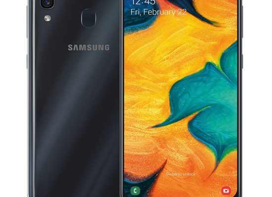 Video review of Samsung Galaxy A30