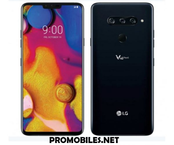 LG V40 ThinQ to receive Android 9 Pie