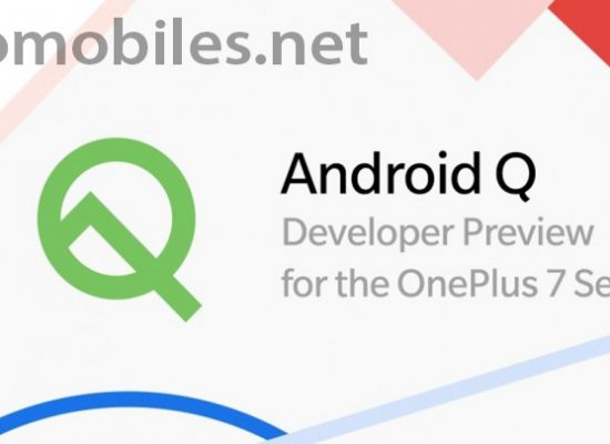 Android Q  Developer Preview of ONE PLUS & Oneplus Pro